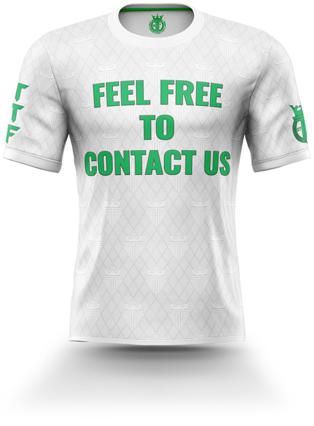thai t-shirt factory contact us shirt