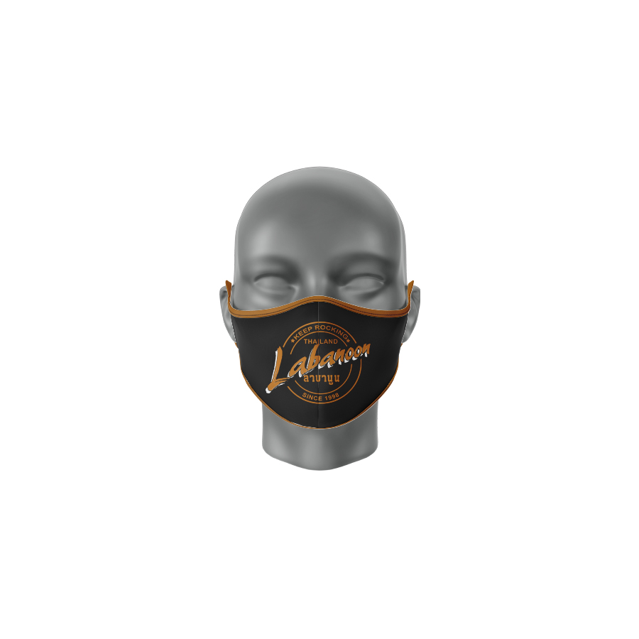 Labanoon Europe Tour Face Mask