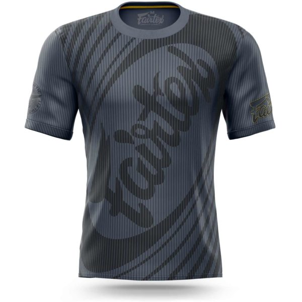 fairtex t-shirt stripes 2020 edition