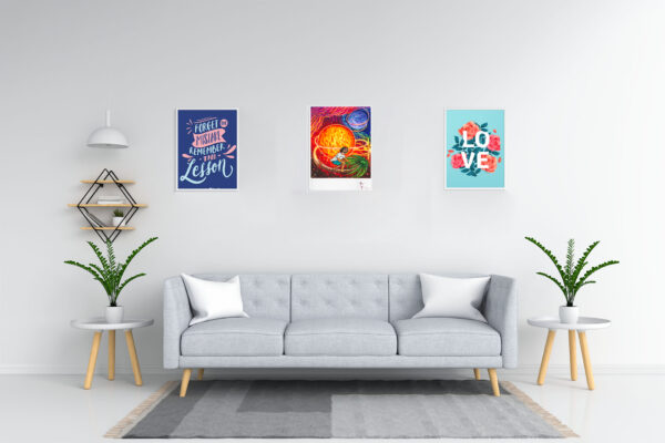 Retired Working for You Canvas Wall Art