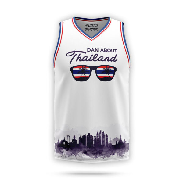 Dan About Thailand Jersey
